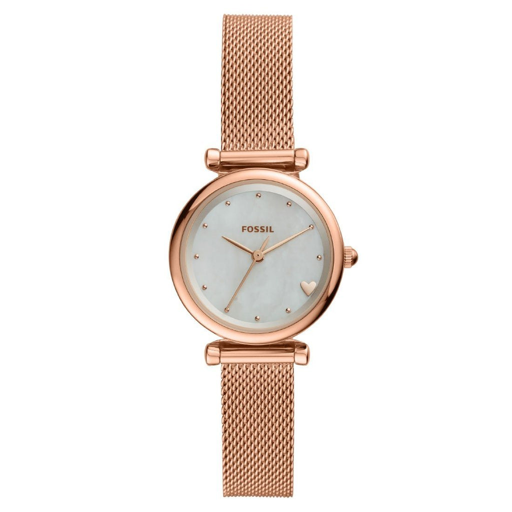 Fossil Carlie Ladies Watch ES4505 Watches Fossil