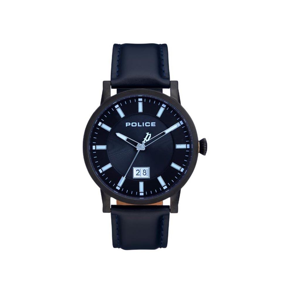 Police Collin Black Dial Watch Model PL15404JSB/02