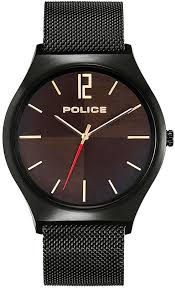Police Smart Style Watch PL.15918JSB/02MM Watches Police