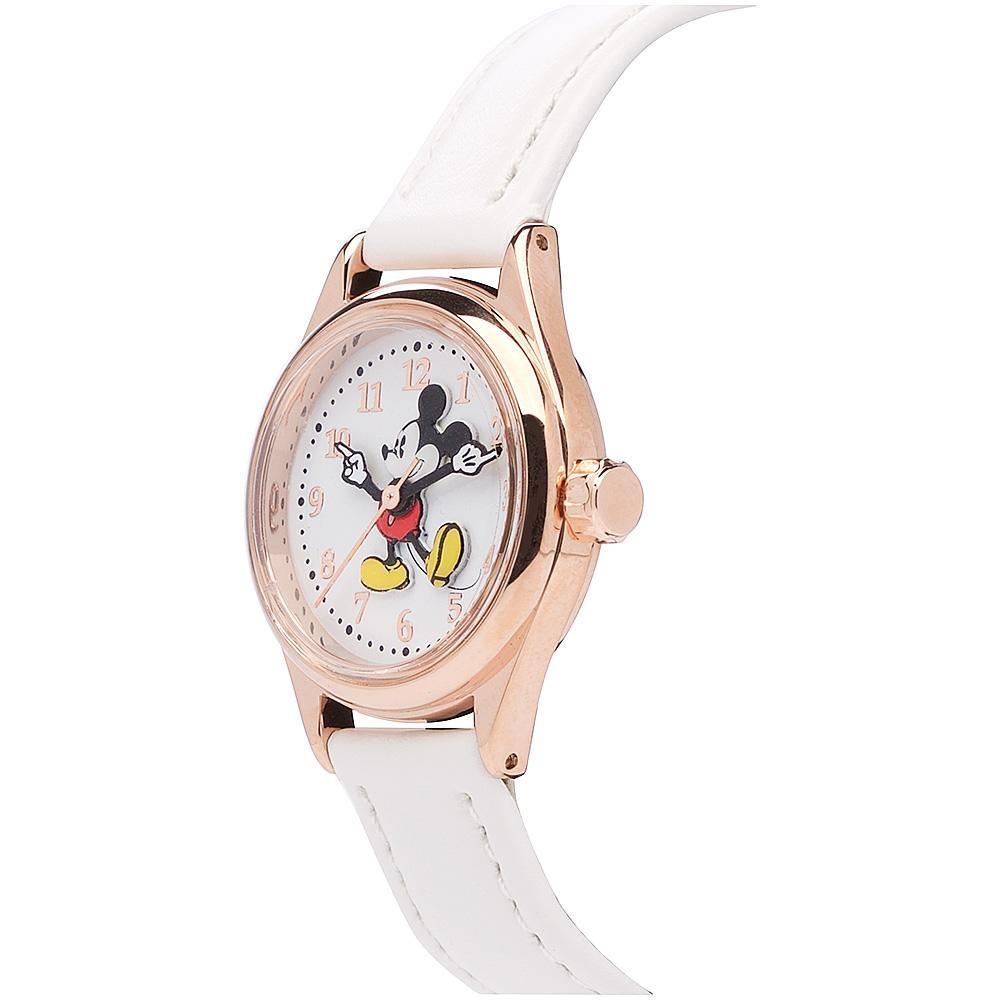 Disney Petite Mickey Mouse White Watch Watches Disney