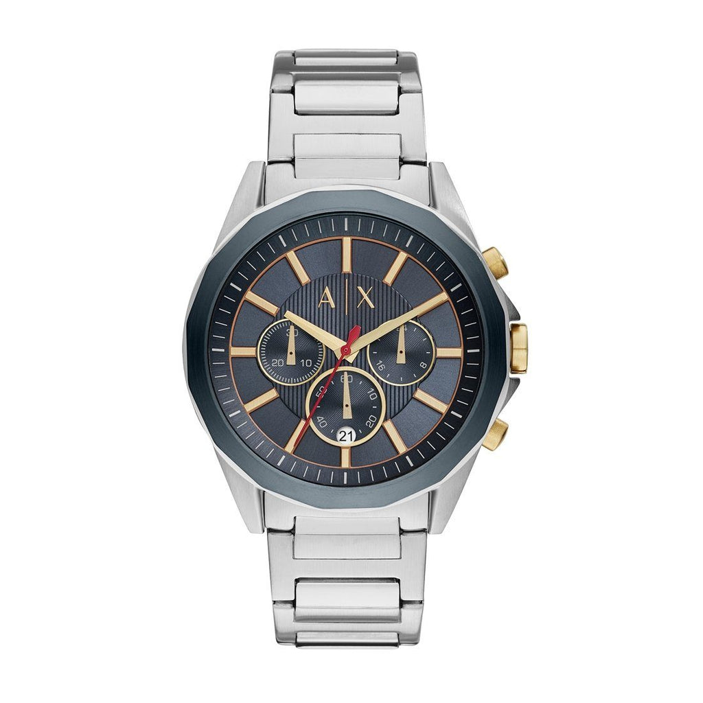 Armani Exchange Drexler Chronograph Watch Model AX2614