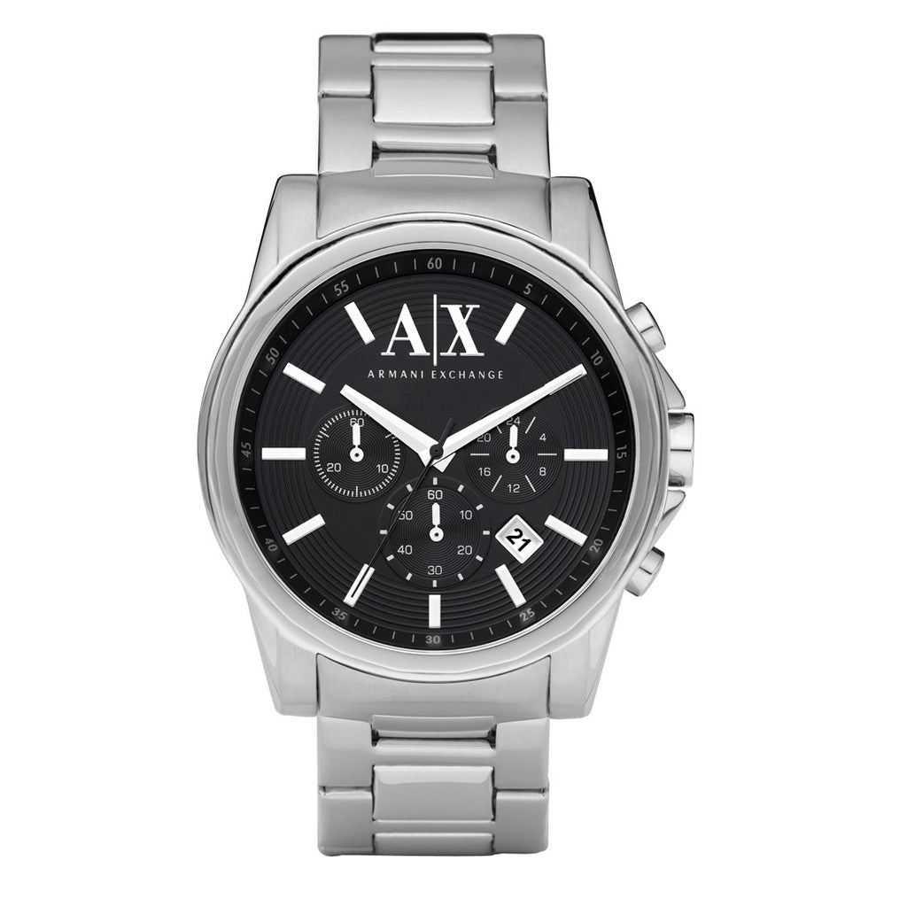 Armani Exchange Men's Chronograph Watch AX2084 Watches Armani Exchange