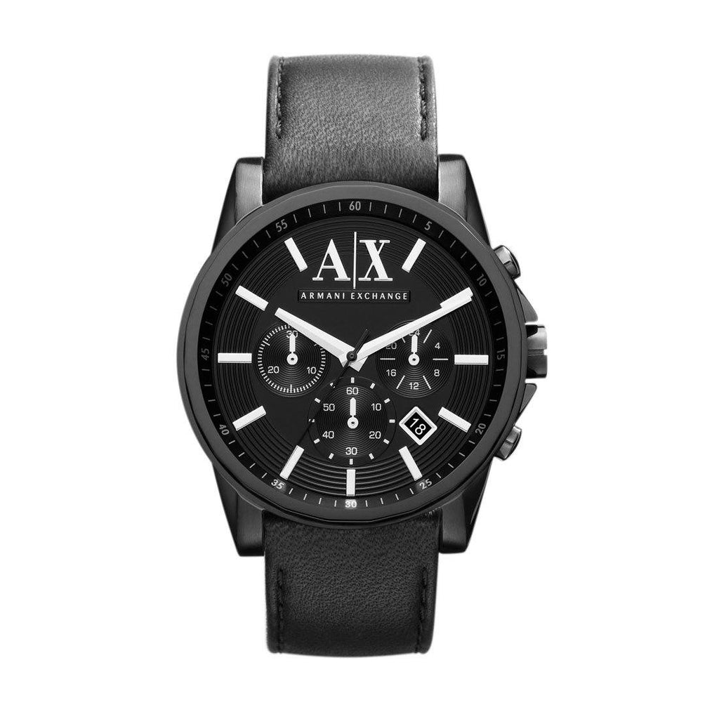 Armani Exchange Outerbanks Chronograph Watch Model AX2098