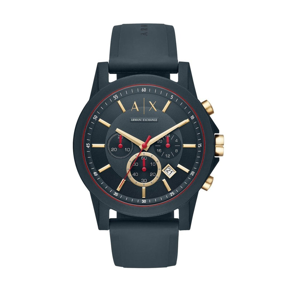 Armani Exchange Outerbanks Chronograph Watch Model AX1335