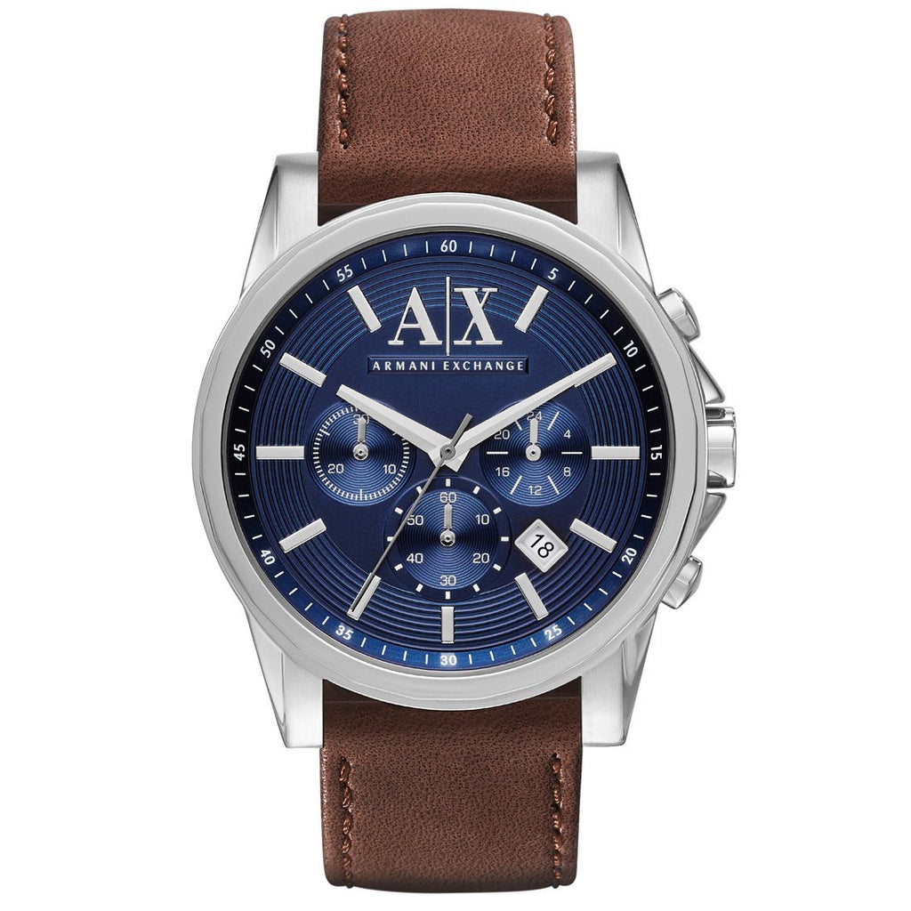 Armani Exchange Mens Chronological Watch Model AX2501 Watches Armani Exchange