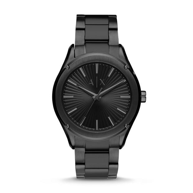 Armani Exchange Fitz Black Watch AX2802