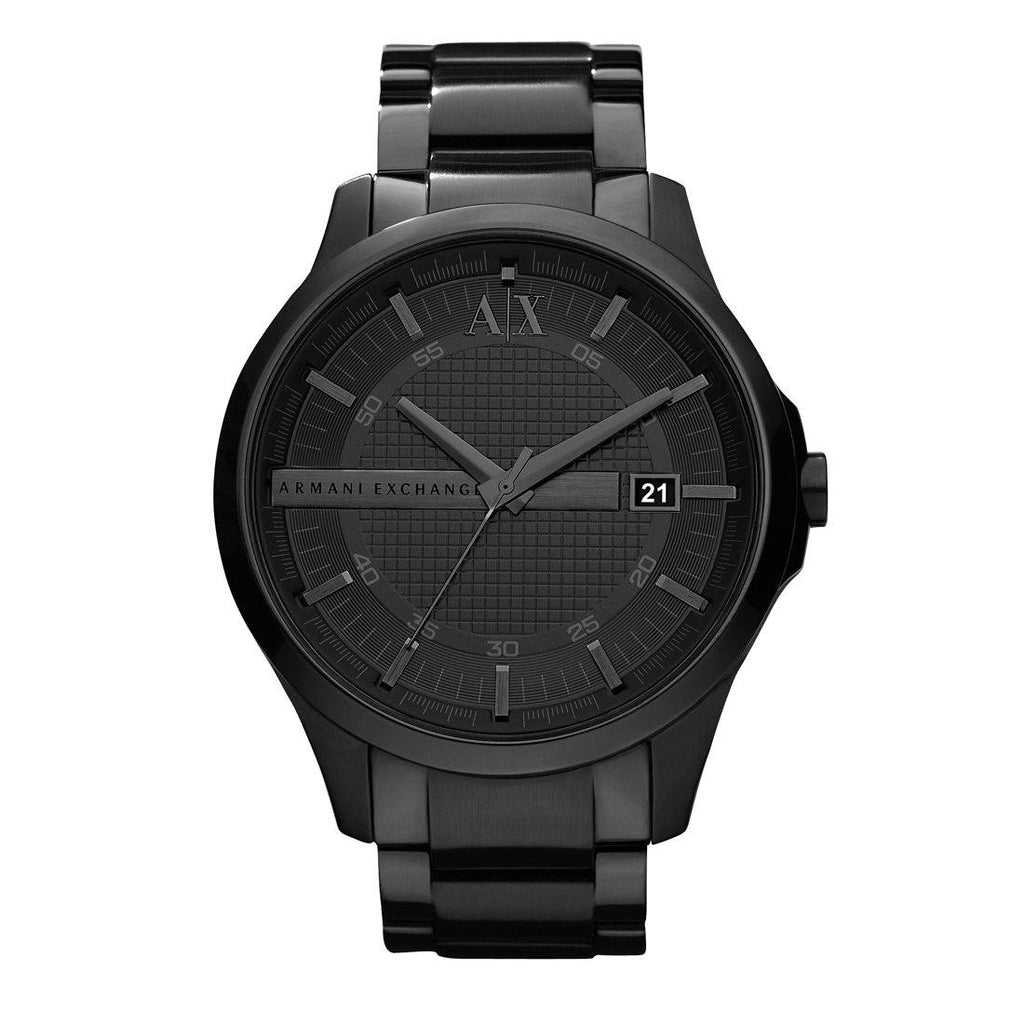 Armani Exchange Hampton Men's Watch AX2104 Watches Armani Exchange
