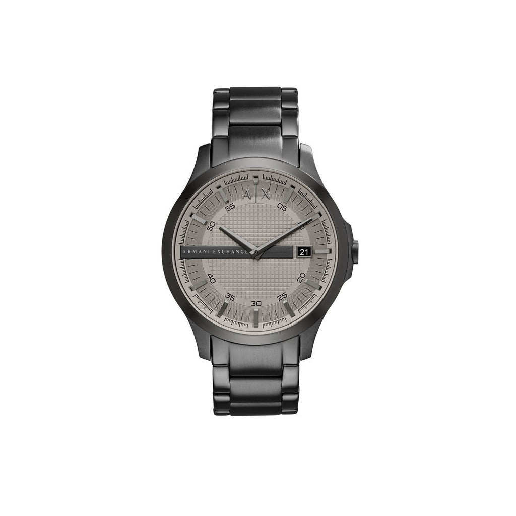 Armani Exchange Hampton Grey Watch AX2194 Watches Armani Exchange