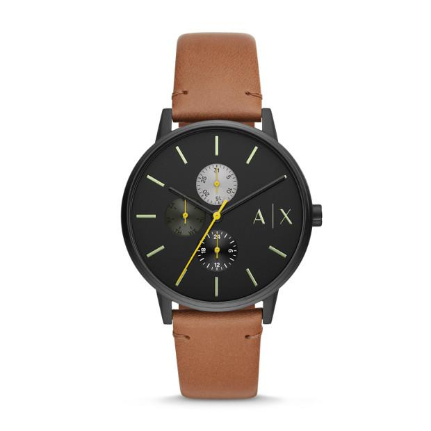 Armani Exchange Men's Cayde Watch AX2723 Watches Armani Exchange