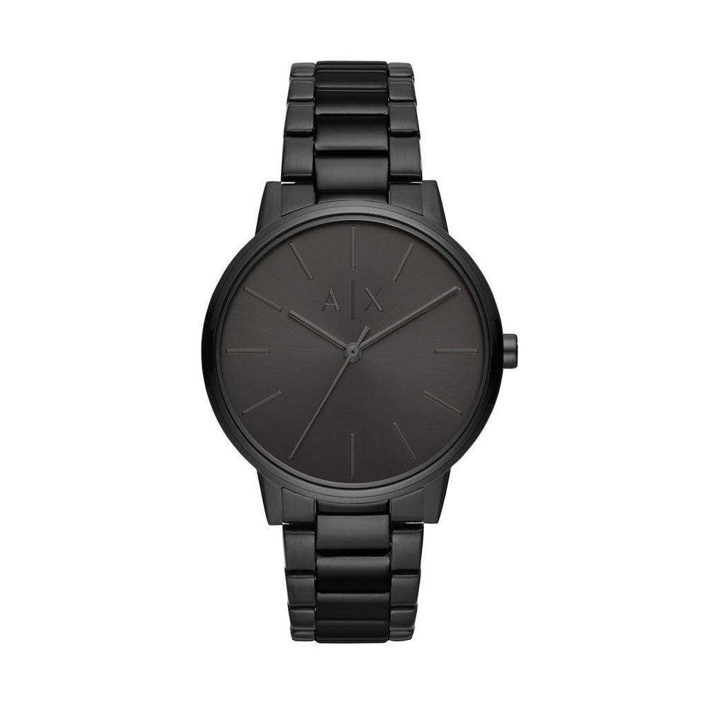 Armani Exchange Men's Cayde Black Watch AX2701