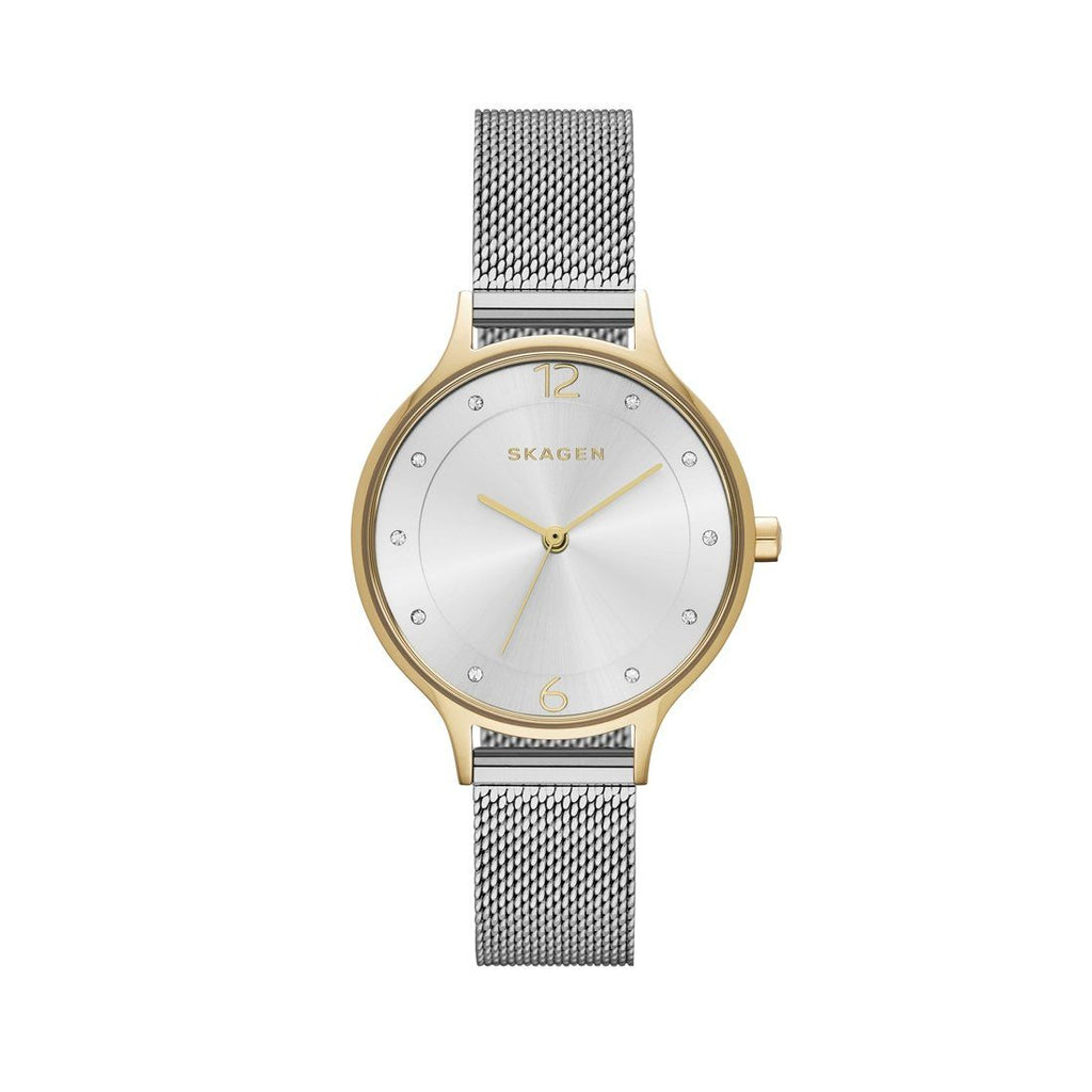Skagen Anita Two Tone Ladies Watch SKW2340