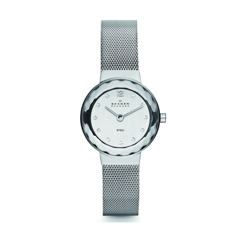 Skagen Ladies Watch - Model 456SSS