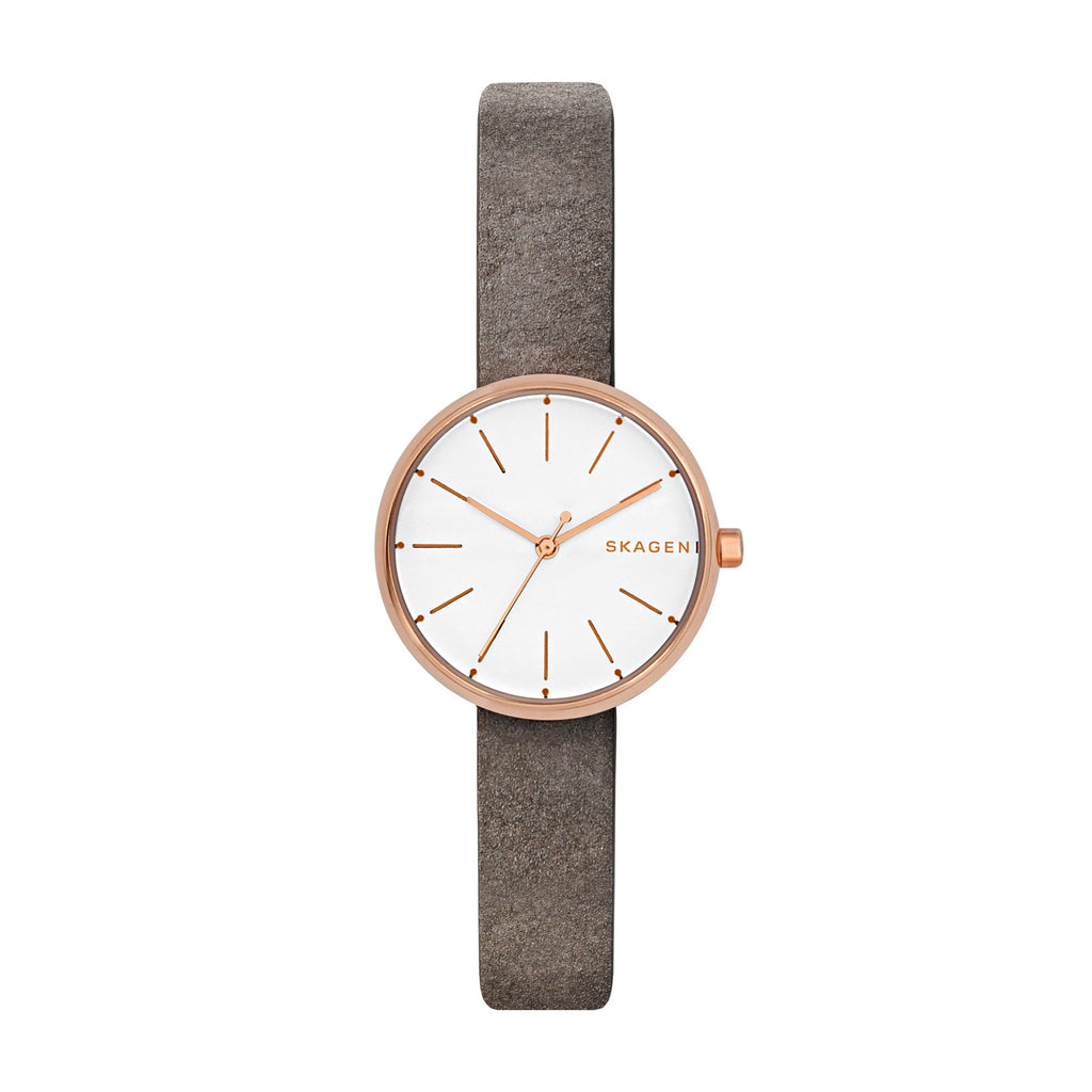 Skagen Signatur Rose Gold Watch SKW2644 Watches Skagen