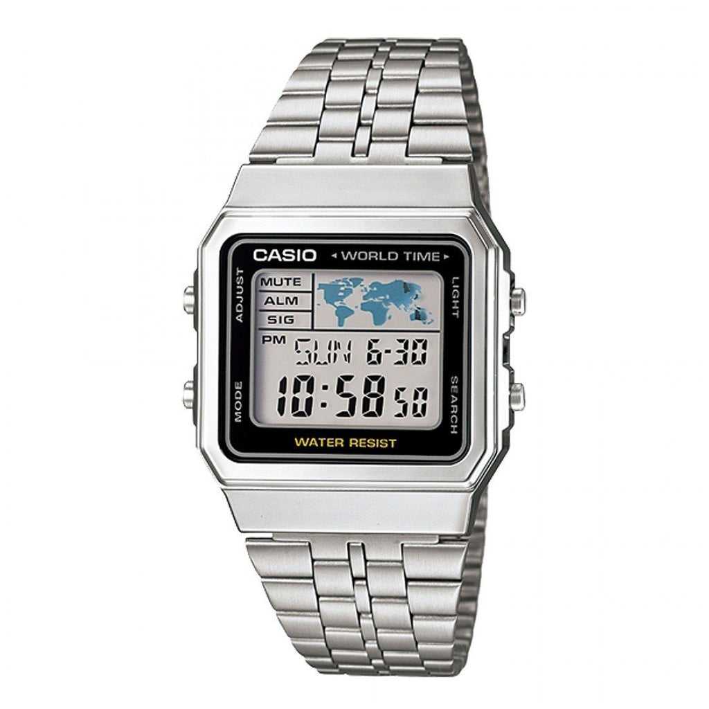 Casio Vintage Series Digital Watch A500WA-1DF