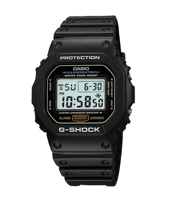 Casio Mens Shock Digital Watch Model- DW5600-1