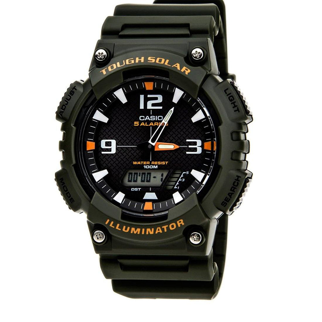 Casio Green Watch AQS810W-3A