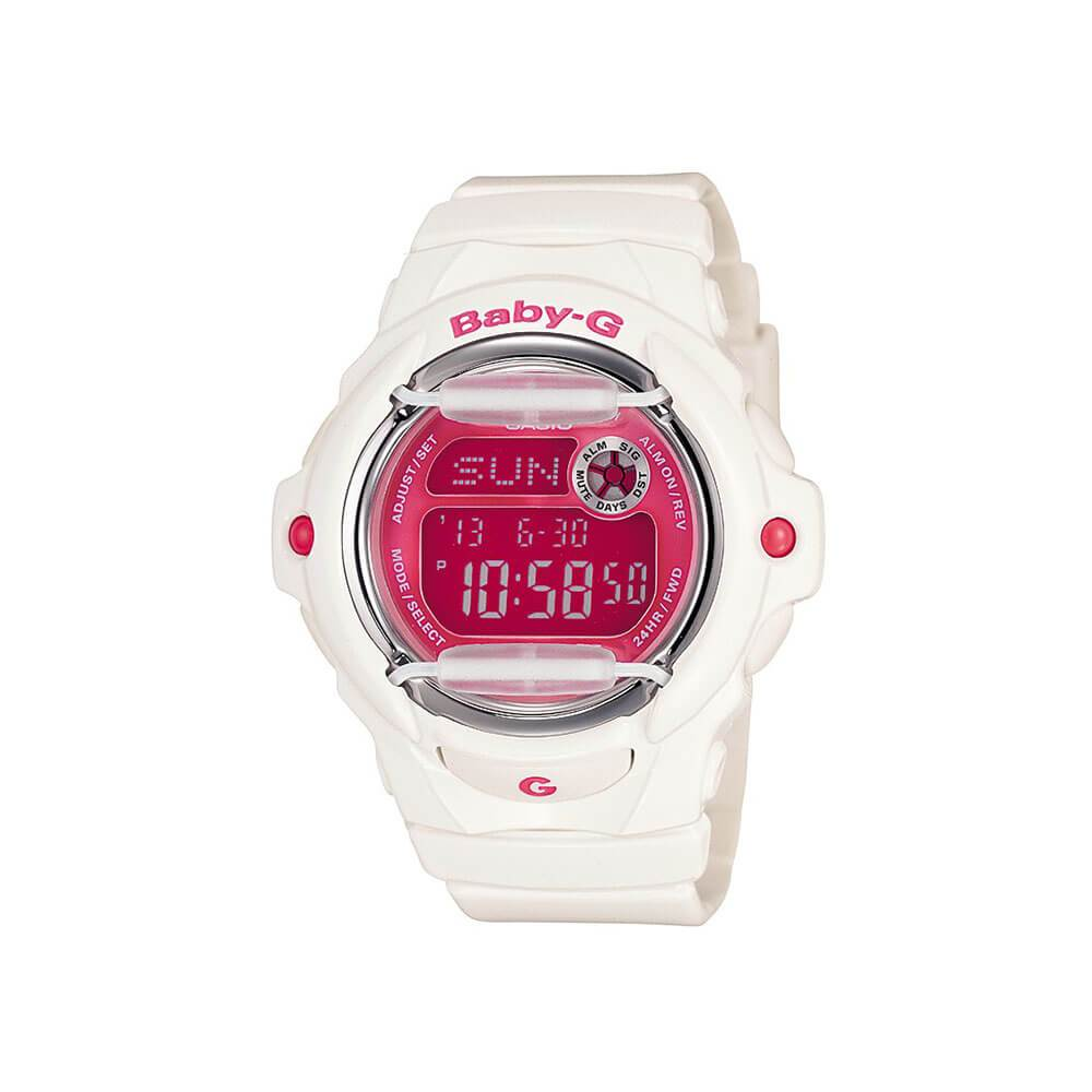 Casio Baby-G Pink Ladies Watch BG169R-7D