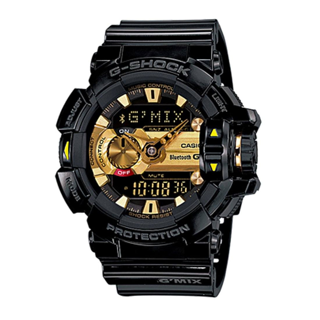 Casio G-Shock Bluetooth G Mix Series Model GBA400-1A9 Watches Casio