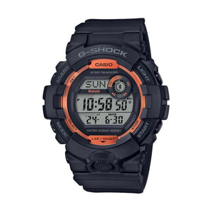 Casio G-Shock Bluetooth Organe & Black Watch GBD-800SF-1DR