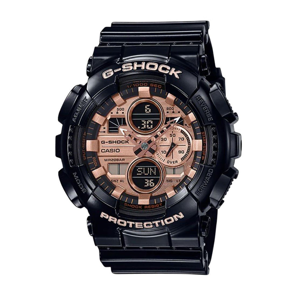 Casio G-Shock GA-140 Series Rose Watch GA-140GB-1A2DR Watches Casio