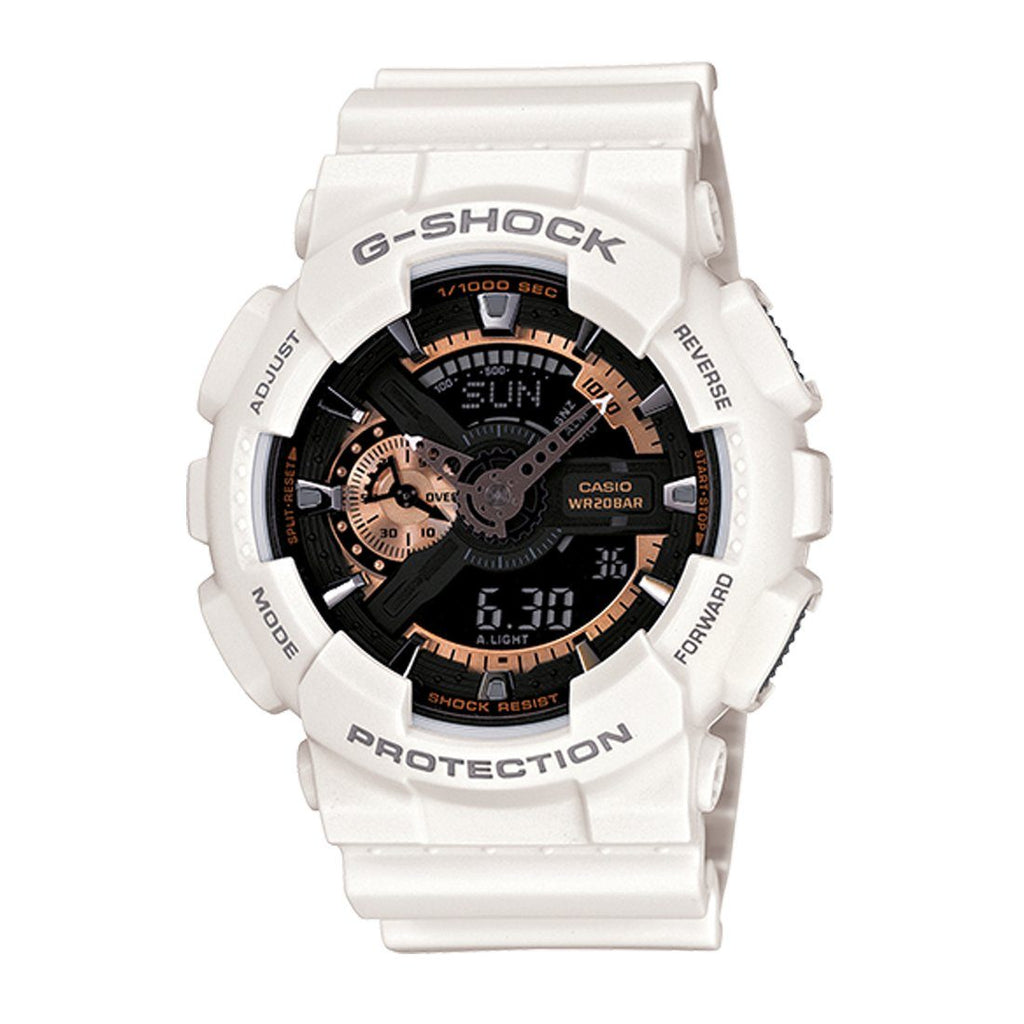 Casio G-Shock Digital Analogue Watch Model-GA110RG-7A
