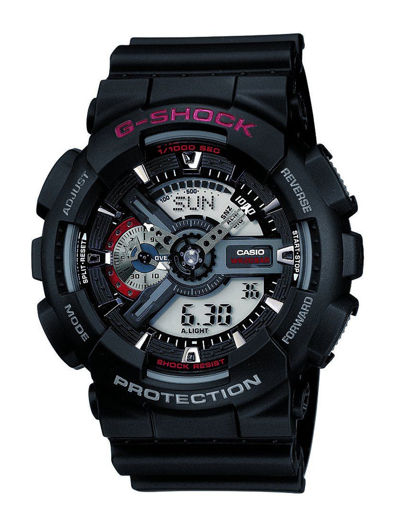 Casio G-Shock Watch Model- GA-110-1ADR
