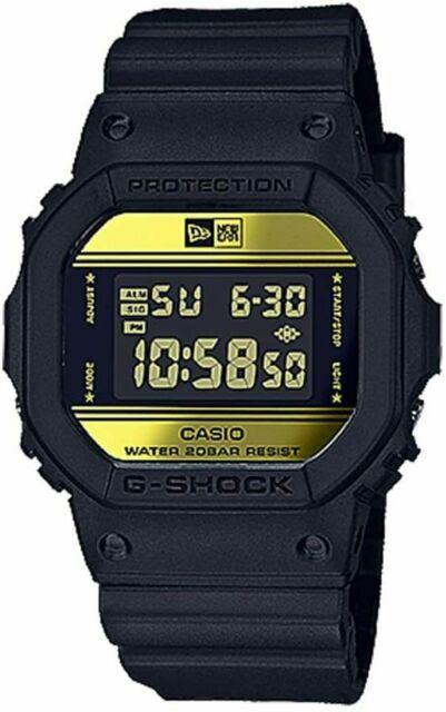 Casio G-Shock New Era Black Watch DW5600NE-1 Watches Casio