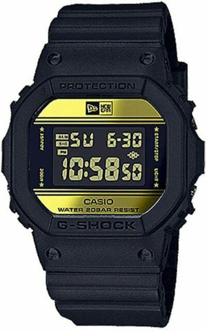 Casio G-Shock New Era Black Watch DW5600NE-1