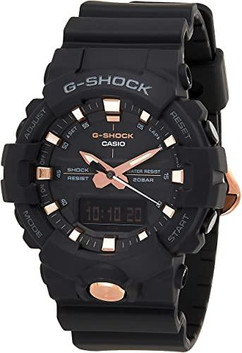Casio G-Shock Rose & Black Watch GA-810B-1A4DR Watches Casio