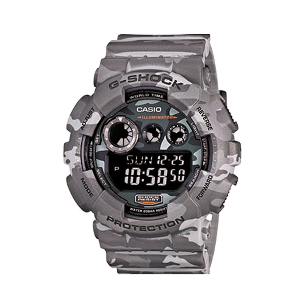 Casio G-Shock Camo Watch Model- GD120CM-8D