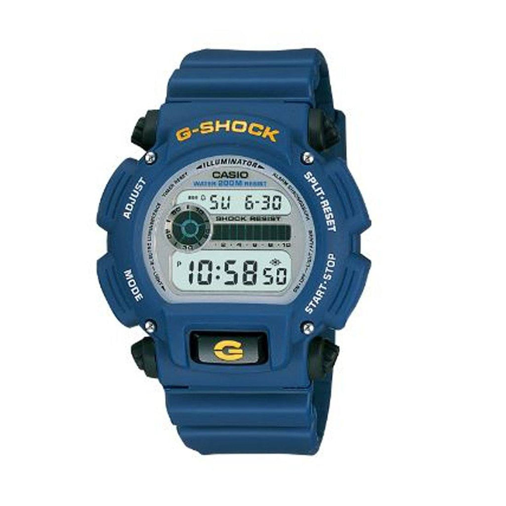 Casio G Shock Blue Watch DW9052-2
