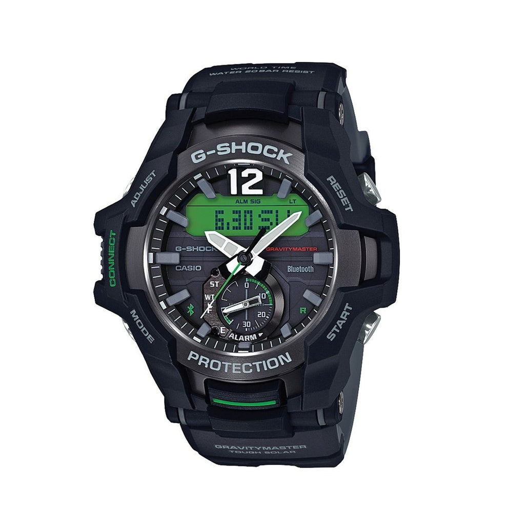 Casio G-Shock GravityMaster Mens Watch GRB100-1A3