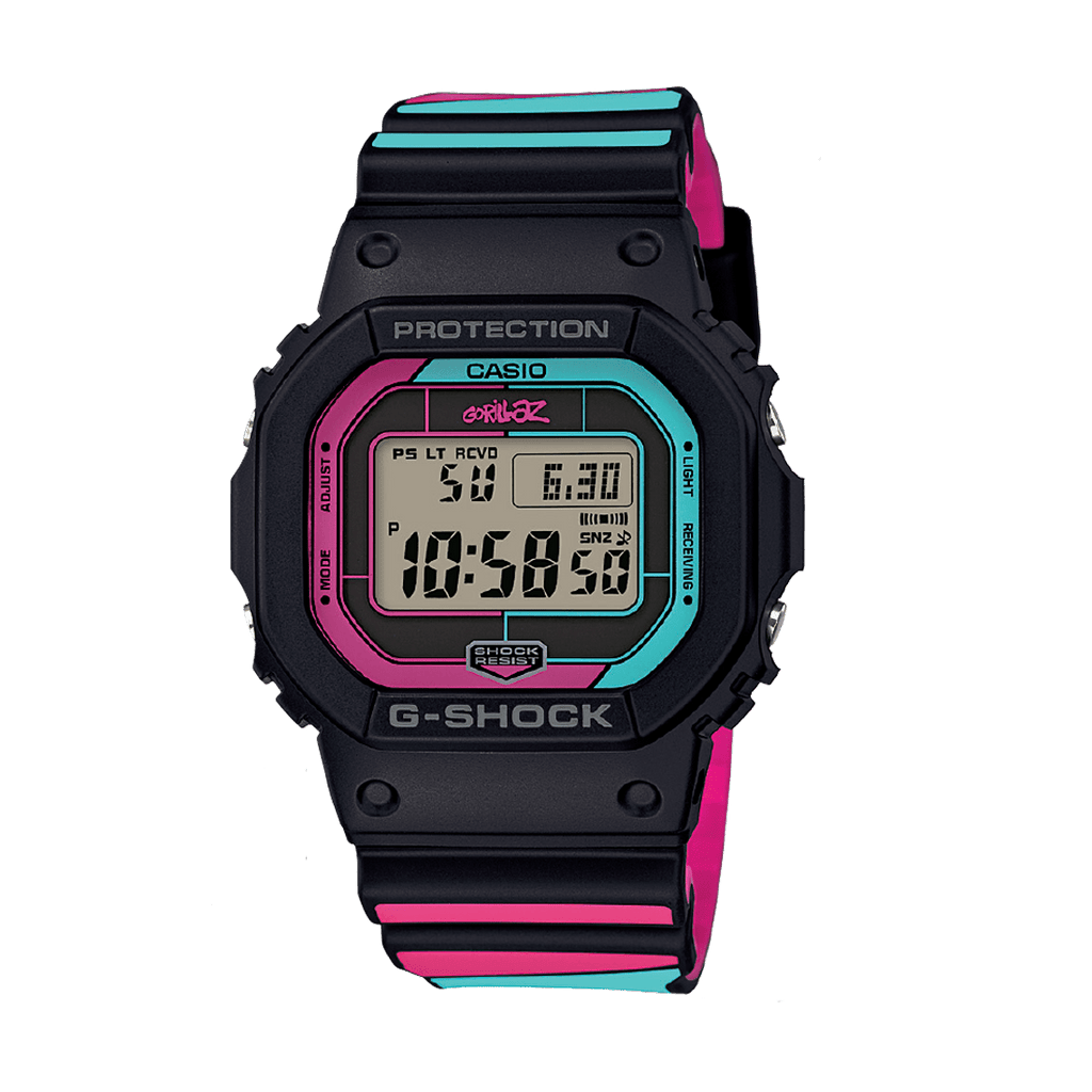 Casio G-Shock Gorillaz Collaboration Model Watch GW-B5600GZ