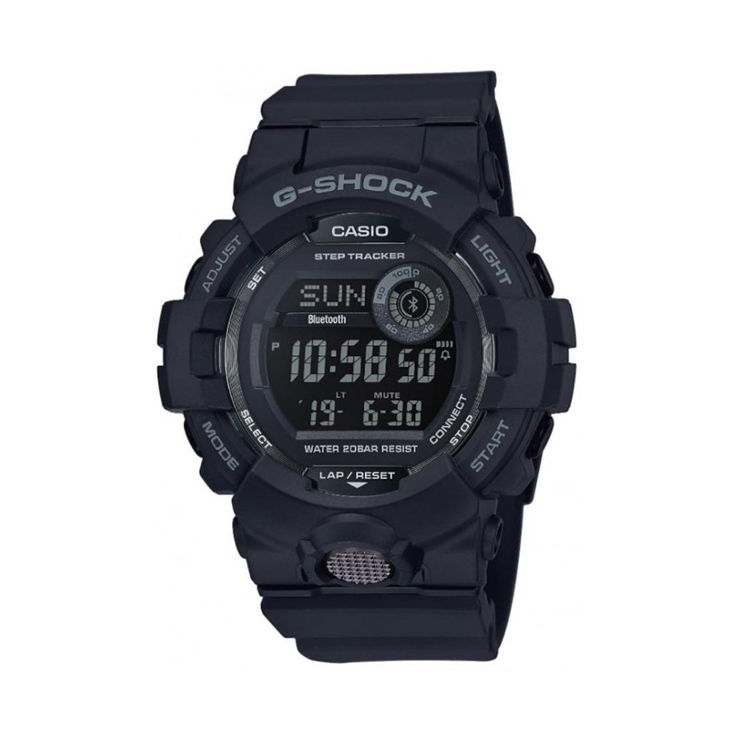 Casio G Shock Bluetooth Black Watch GBD800-1BD Watches Casio