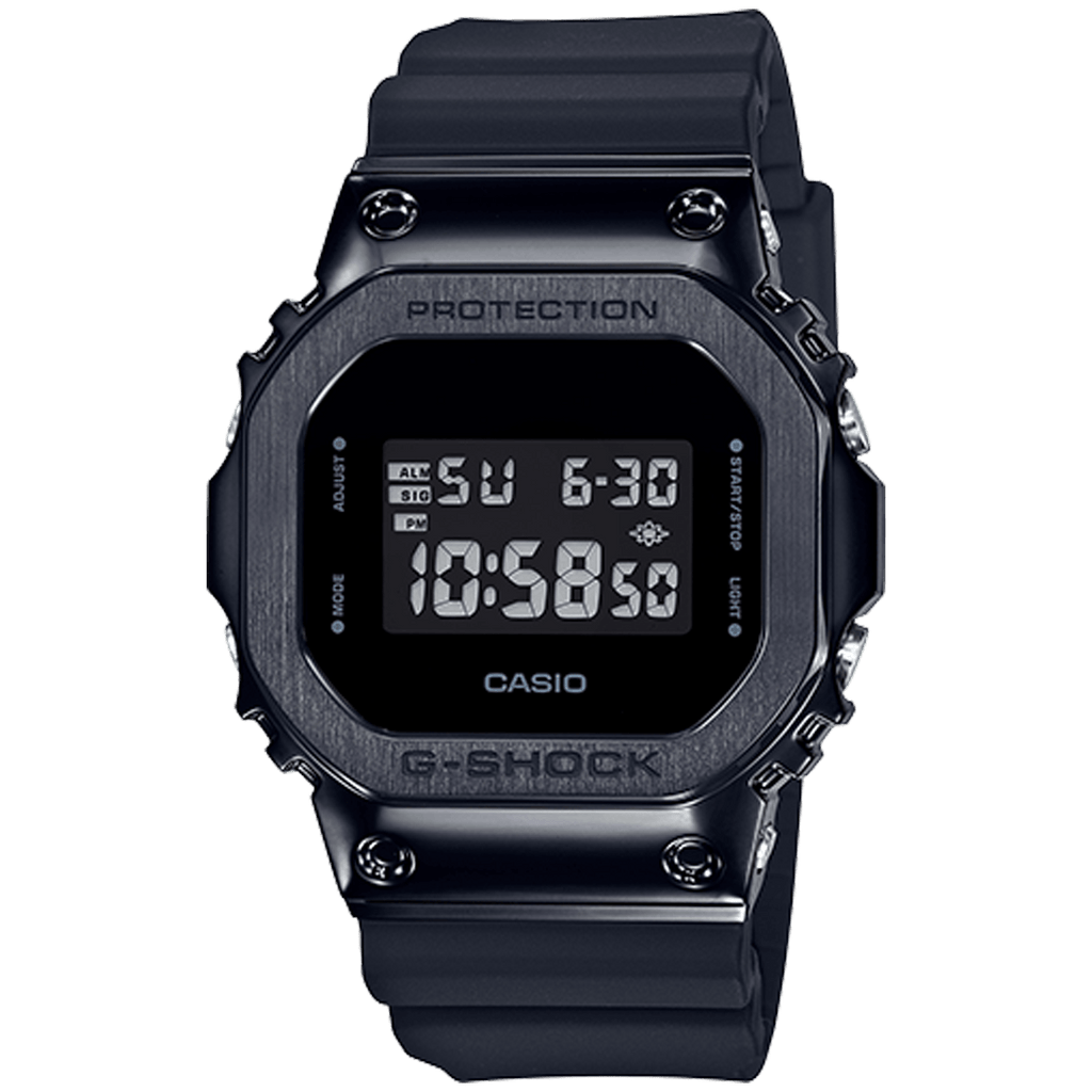 Casio G Shock Digital Black Watch GM5600B-1