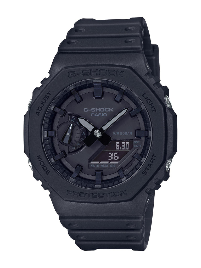 Casio G-Shock Black Watch GA2100-1A1 Watches Casio