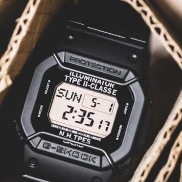 N.HOOLYWOOD & Casio G-SHOCK Limited Edition Mens Watch DW-D5600
