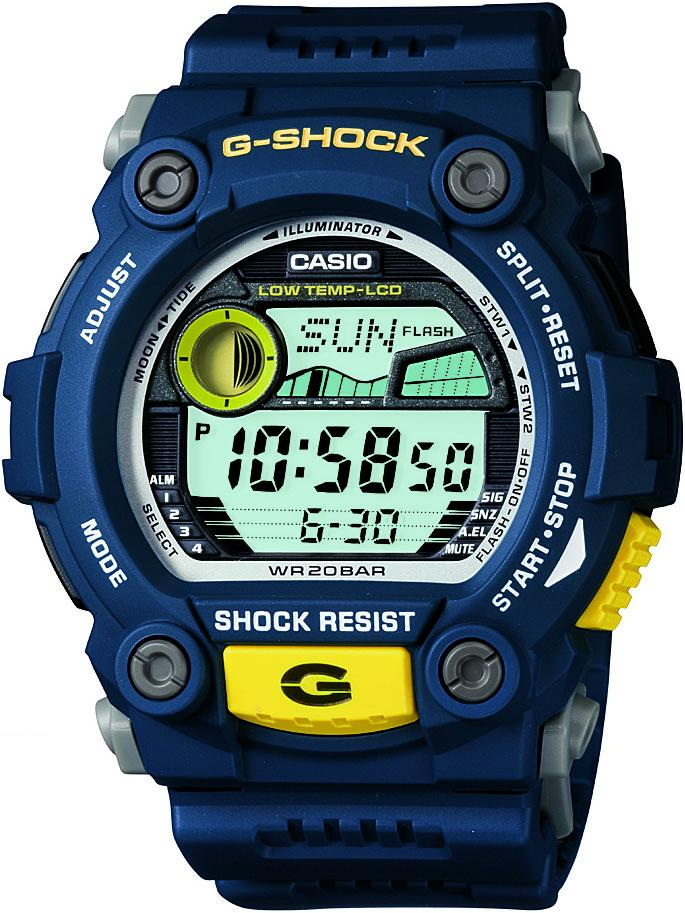 Casio G-Shock Watch Model- G7900-2