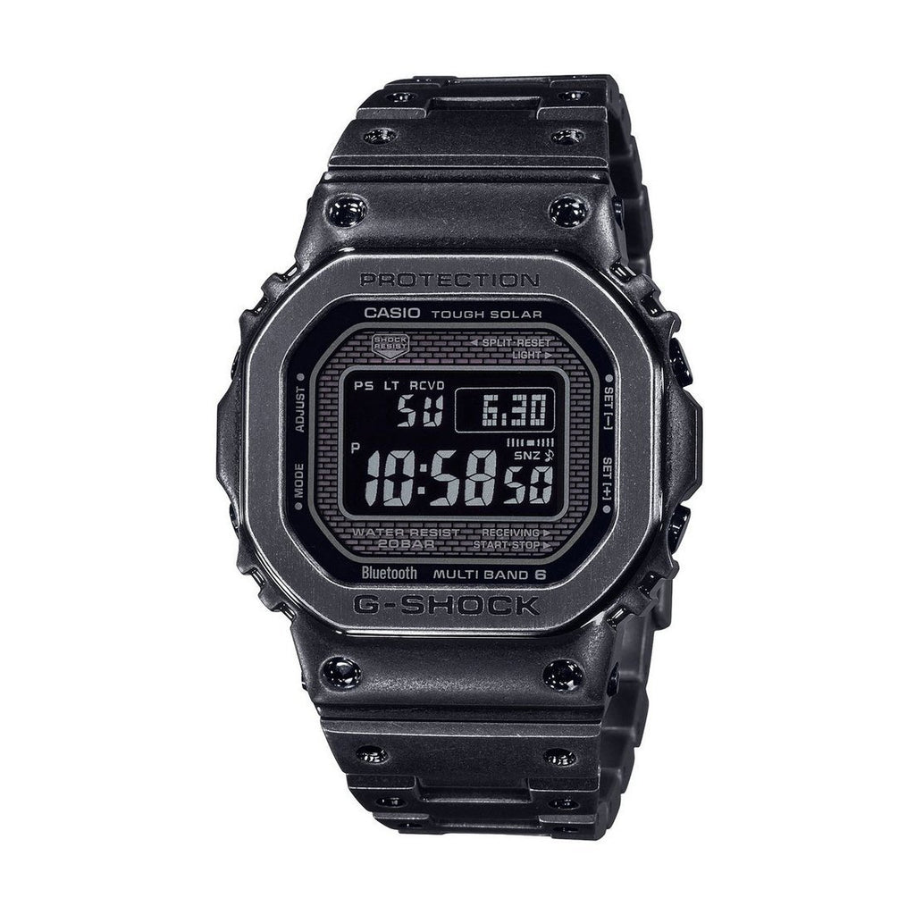 Casio G-Shock Black IP 35th Anniversary Watch GMW-B500V-1D