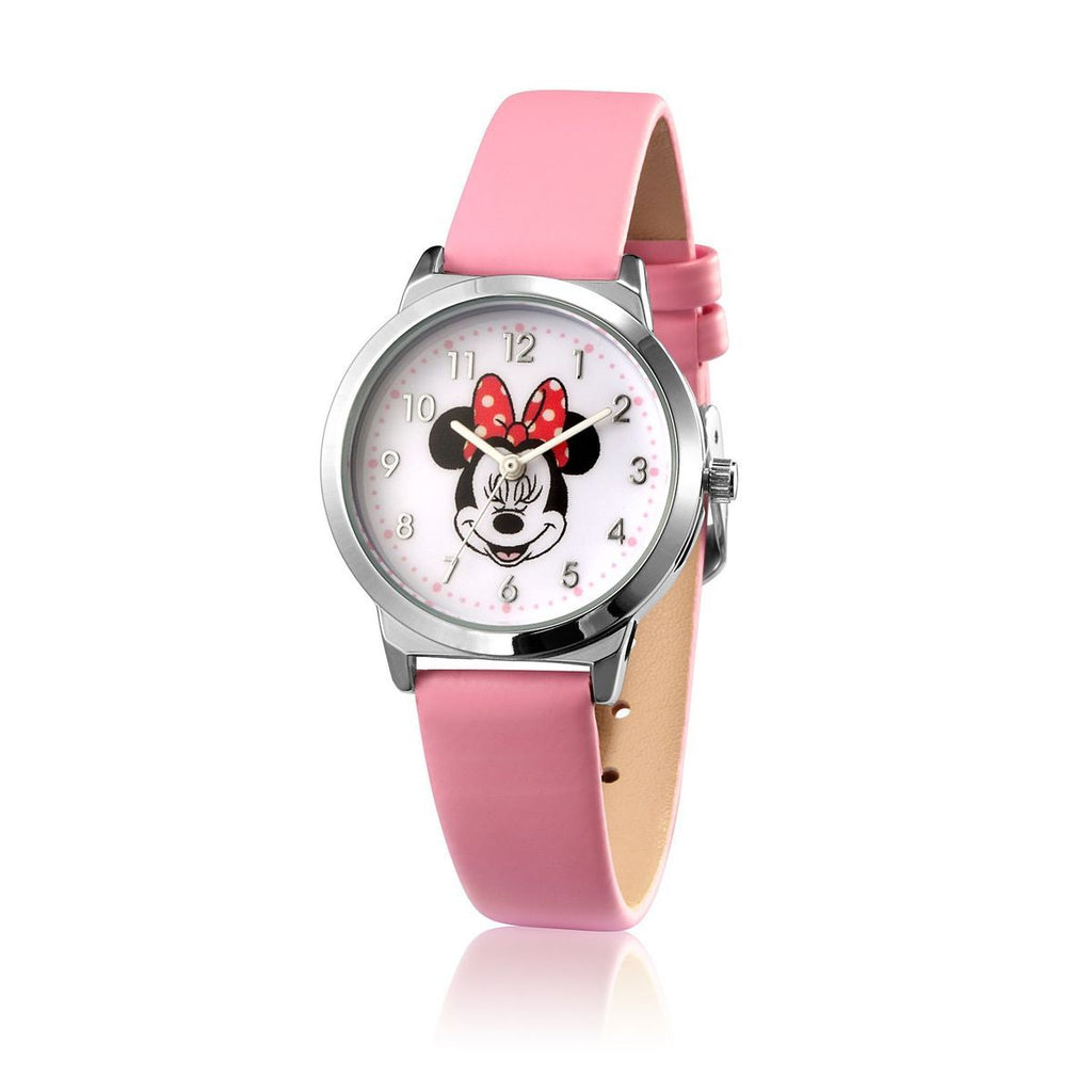 Disney Minnie Mouse Junior Pink Watch 29mm Watches Disney by Couture Kingdom