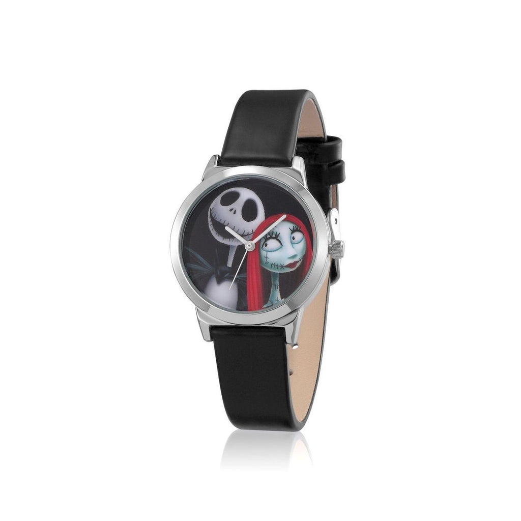 The Nightmare Before Christmas Jack & Sally Watch 39mm Watches Disney by Couture Kingdom