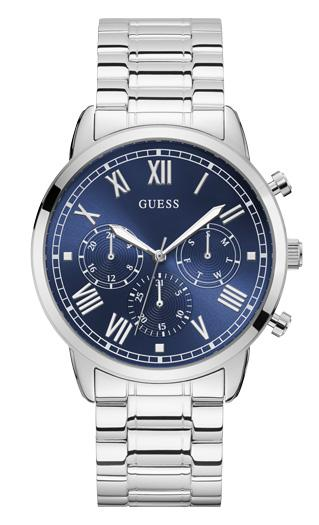 Guess Hendrix Blue Watch W130961 Watches Guess