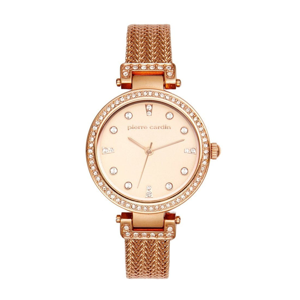Pierre Cardin Rose Gold Watch 5784 Watches Pierre Cardin
