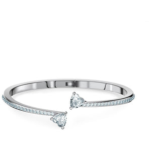 Swarovski Attract Soul Bangle with Cubic Zirconia Heart