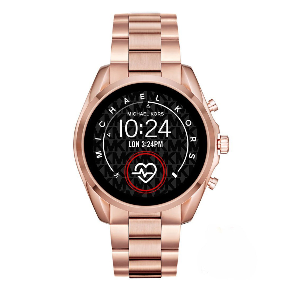 Michael Kors Bradshaw 2 Rose Gold Smart Watch MKT5086