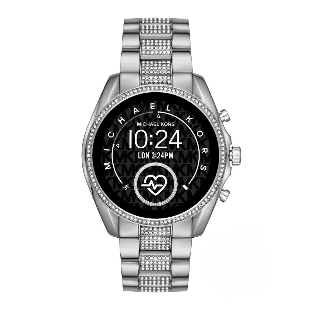Michael Kors Bradshow 2 Silver Smart Watch MKT5088