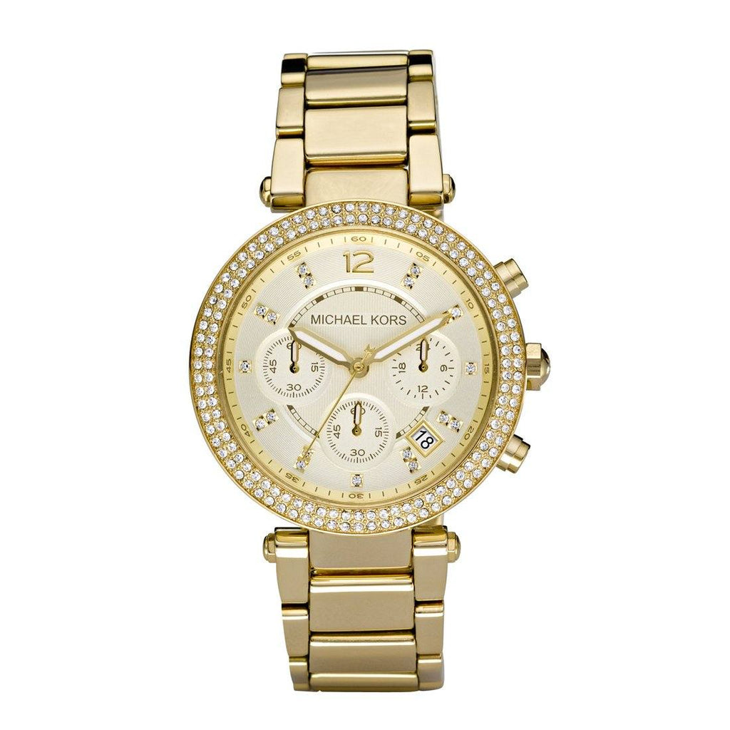 Michael Kors Parker Gold Watch MK5354 Watches Michael Kors