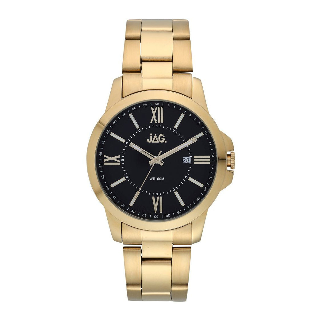 JAG Xavier Men's Gold Watch J2156A