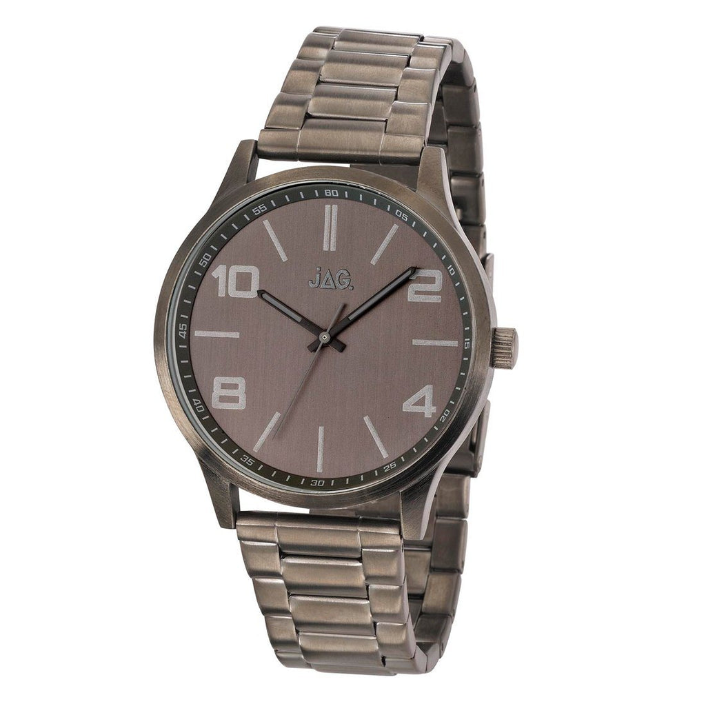 Jag Mitchell Men's Grey Watch Model-J1899A