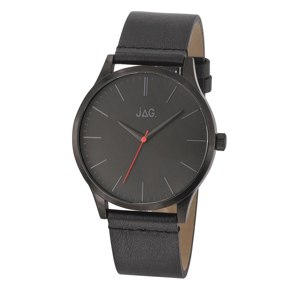 Jag Men's Black Watch Model-J1913